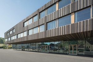 School Complex Gloggnitz | Scuole | Dietmar Feichtinger Architectes