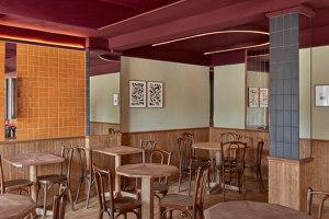 Bonnie | Bar interiors | Studio Modijefsky