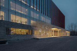 Tongrentang - Zhima Health Offline Experience Store | Shops | Wuxiang Space Architecture Design Studio