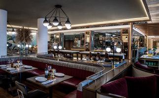 Cucina Mia | Restaurant interiors | Epicurean