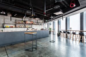 MUS Restaurant & Bar | Bar interiors | Easst architects