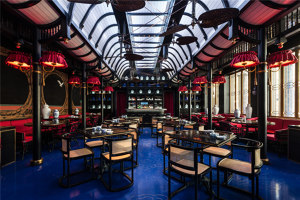 Tak Wan Tea House | Bar interiors | NONG STUDIO