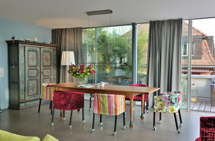Residential apartment, Zurich | Living space | IDA14