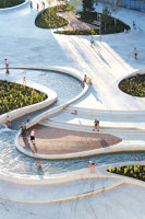 V-Plaza – Urban Development   Parks   3deluxe