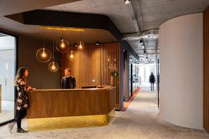 Hines German HQ | Office facilities | KINZO Design Studio