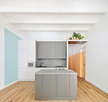 The Magic Box Apartment | Living space | Raul Sanchez Architects