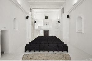 Restoration and Transformation of Saint Rocco's Church into a Theatre | Theatres | Luigi Valente + Mauro Di Bona