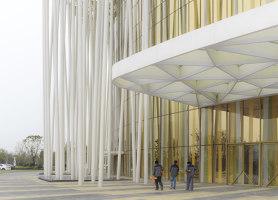 Wuxi TAIHU Show Theatre | Theatres | SCA | Steven Chilton Architects