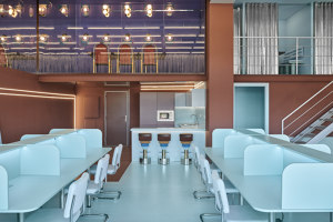 Cabinette Co-Working | Office facilities | Masquespacio