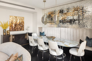 SICIS Apartment in Central Park Tower | Manufacturer references | SICIS