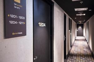 Arte Hotel | Manufacturer references | EGGER