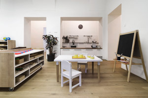 A modern school and kindergarten at the chateau | Manufacturer references | EGGER