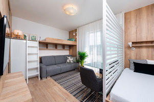 From a bedsit to a designer apartment | Manufacturer references | EGGER