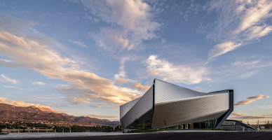 US Olympic and Paralympic Museum | Museums | Diller Scofidio + Renfro