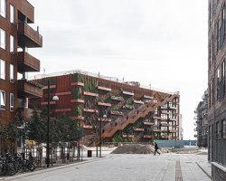 Parking House + Konditaget Lüders | Parks | JAJA Architects