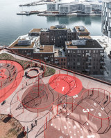 Parking House + Konditaget Lüders   Parks   JAJA Architects