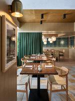Hansik Goo | Restaurant interiors | JJ Acuna / Bespoke Studio