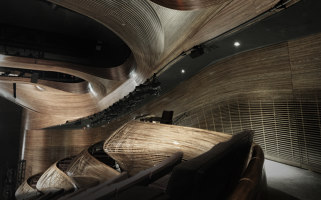 Coca-Cola Stage at the Alliance Theatre | Theatres | Trahan Architects