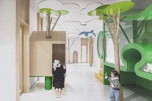 POAN Educational Institution | Kindergartens / day nurseries | CUN PANDA DESIGN