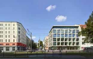 Greifswalder Straße | Office buildings | Tchoban Voss architects
