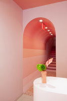 Glam Seamless in Soho | Shop interiors | Sergio Mannino Studio