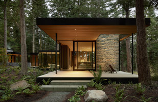 Whidbey Island Farm Retreat | Detached houses | mw|works architecture + design