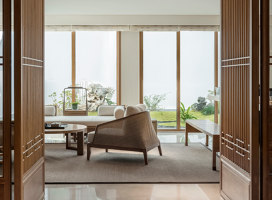 Sunriver Resort & Spa Huangshan | Hotel interiors | CCD/Cheng Chung Design