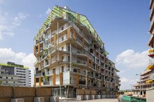Living Garden Apartments   Apartment blocks   Martin Mostböck
