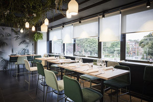 Restaurant ROB | Manufacturer references | TrabÀ