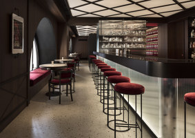 Camparino in Galleria | Bar interiors | Lissoni & Partners