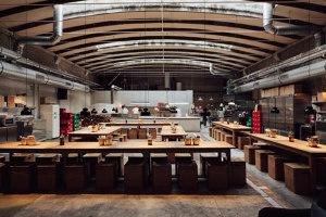 Parking Pizza | Manufacturer references | Santa & Cole