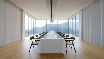 Floating Island Restaurant | Restaurants | C+ Architects