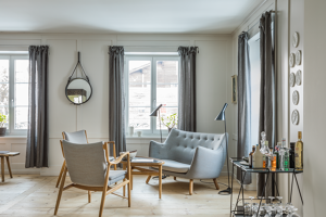 Brücke 49 | Hotel interiors | Ruth Kramer