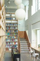 Kantor Centre of Excellence: Anna Freud Centre and Pears Family School | Office facilities | Studioilse