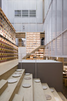 Yuanping Meijing Bookstore | Shop interiors | y.ad studio