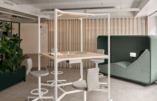 CBRE | Office facilities | Fyra