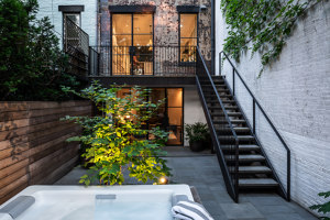 Brooklyn Heights Garden | Semi-detached houses | Worrell Yeung