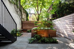 Brooklyn Heights Garden   Semi-detached houses   Worrell Yeung