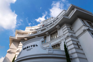 The Capitol Kempinski Hotel Singapore | Manufacturer references | Kaldewei