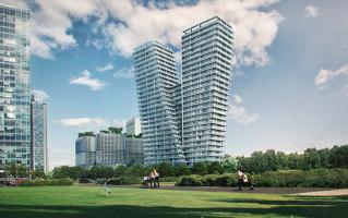 V Tower | Manufacturer references | Kaldewei