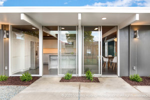 Foster City Affordable Eichler Remodel | Detached houses | Klopf Architecture