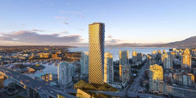 Vancouver House | Manufacturer references | ALUMIL