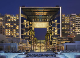 FIVE Palm Jumeirah Dubai | Manufacturer references | ALUMIL