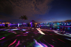 Magical Shores at Siloso | Installations | LPA: Lighting Planners Associates