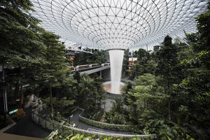 Jewel Changi Airport | Parks | LPA: Lighting Planners Associates