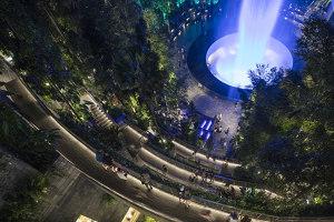 Jewel Changi Airport | Parks | LPA: Lighting Planners Associates