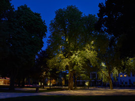 New Lighting for the City Park in Merzig | Parks | Tobias Link
