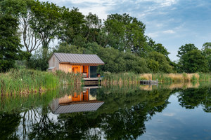 Lake Cabin | Detached houses | RX Architects