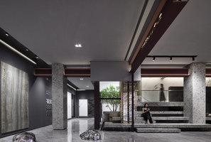 I.T CERAMICHE Headquarters & Exhibition Hall | Office facilities | Foshan Topway Design