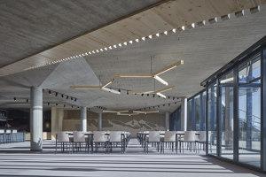 Bachledka – Summit Facilities | Sports halls | Compass Architekti
